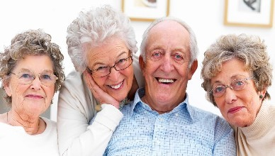 Estadia para idosos